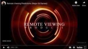 Remote viewing predictions