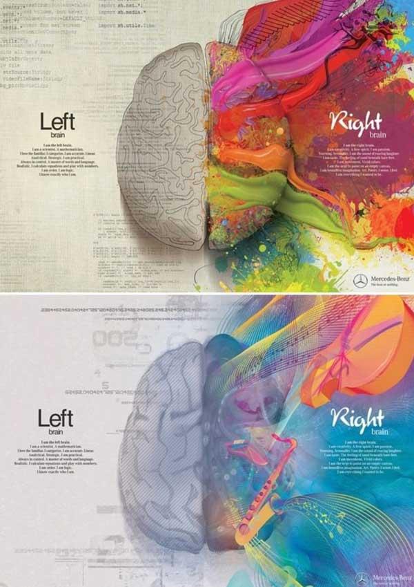 Left Brain | Right Brain