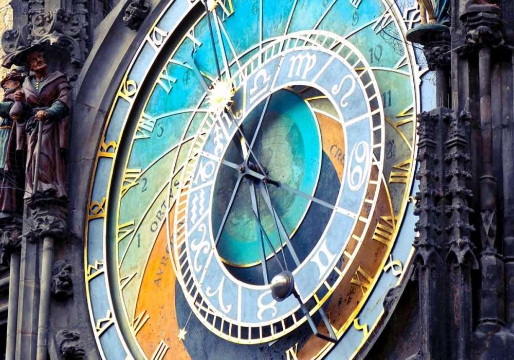 Interpretation of an astrological chart