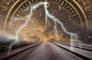 time travel equation