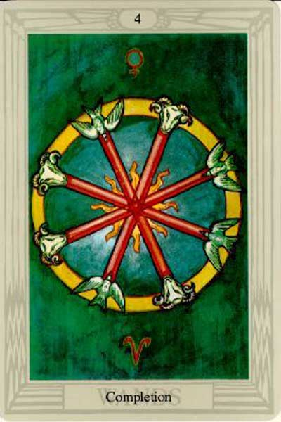 Aleister Crowley's Elusive Esoteric Thoth Tarot 3