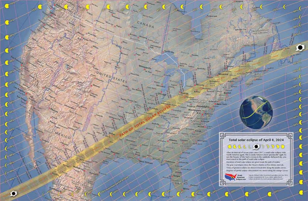 5 Eerie Events Surrounding The Coming Solar Eclipse Of 2024 2